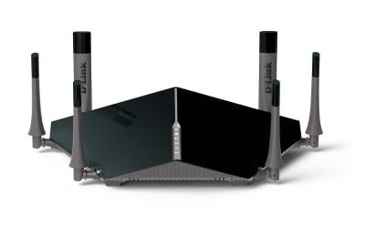 D-Link Wireless AC3200 Tri-Band Gigabit Router (DIR-890L)