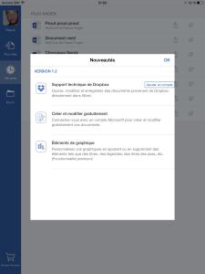Word iOS gratuit