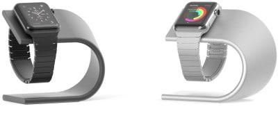 Base de recharge Apple Watch