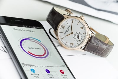 Horological Smartwatch Frédéric Constant