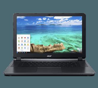 Chromebook Acer 15 pouces