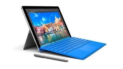 Surface 4 Pro Microsoft