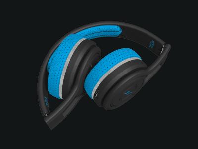 SMS Audio On-Ear Wireless sport sans-fil