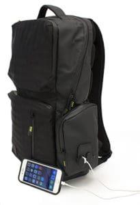 Bolt M edge sac à dos pile rechargeable