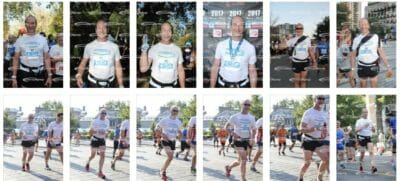 photo marathon Montréal chère