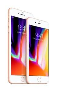 iPhone 8 et 8 Plus Apple
